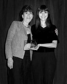 Chantal Herrman, Rédactrice en chef de Paris Mômes (à gauche), aux côtés de Florianne Herrerro, auteur et Prix du Meilleur Livre Jeunesse 2014