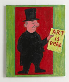 Kriminal Series, Art is dead