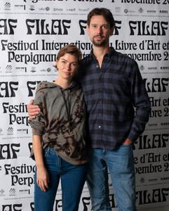 Chloé Naucelle et Till Rabus, portrait par Pascal Ferro