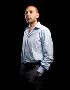 """Frédéric Bonnet, architecte et urbaniste,  auteur de nombreuses publications et membre fondateur et rédacteur de la revue """"Tous Urbains""""."""