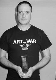 Marco Wilms, réalisateur. FILAF d'Argent.
