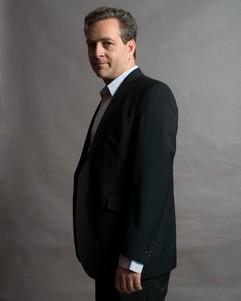 Eric de Chassey, Directeur de la Villa Médicis à Rome. Membre du Jury du FILAF 2013.
