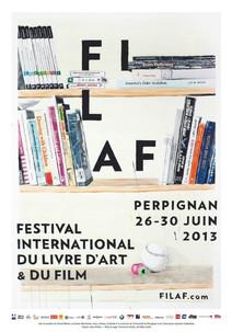 Affiche FILAF 2013
