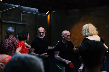 FILAF 2018 : vernissage de l'exposition Pierre et Gilles
