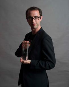Andrew Losowsky, auteur Prix Spécial du Jury