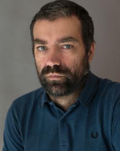 Nicolas Daubanes, artiste. Membre du Jury des Livres du FILAF 2017.