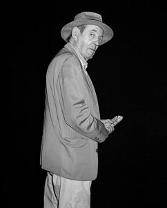 André Labarthe, réalisateur. Prix d'Honneur FILAF 2014.