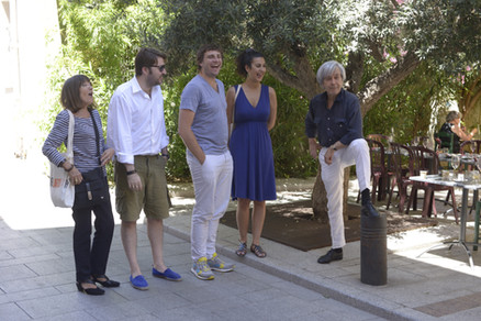 Le jury du FILAF 2015