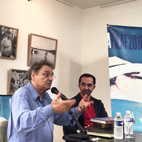 Gérard Garouste, artiste. Invité d'Honneur du FILAF 2016.