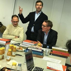 FILAF 2018 : réunion du comité scientifique à Paris