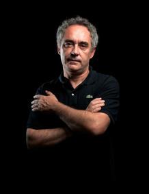 Ferran Adria, cuisinier catalan