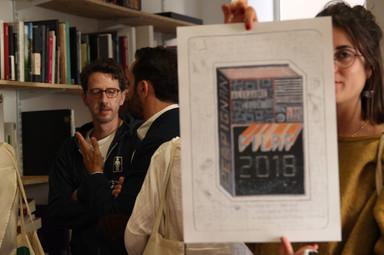 FILAF 2018 : exposition Alexandre Leger