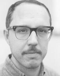 """Marco Velardi, Rédacteur en chef de la revue """"Apartamento"""". Membre du Jury des Livres du FILAF 2016."""