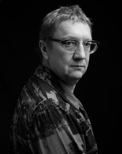 Frank Perrin, juré des livres 2020, portrait par Pascal Ferro