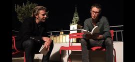 Bertrand Belin et Léopold Rabus, lecture croisée