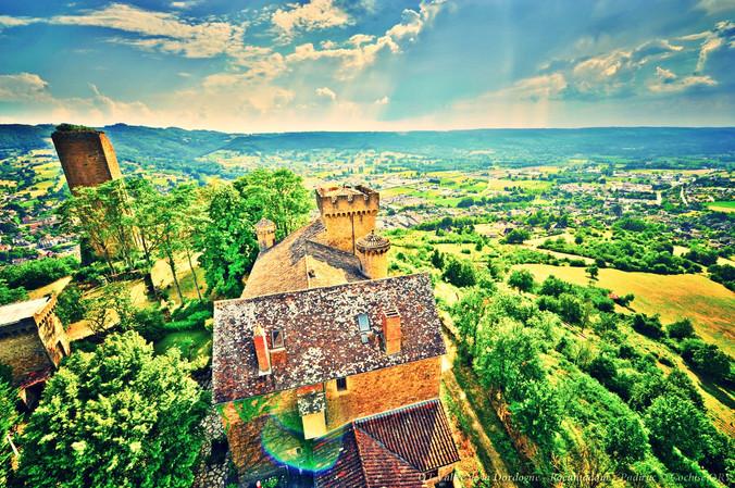 Découvrez la Vallée de la Dordogne avec l'office de tourisme du Lot