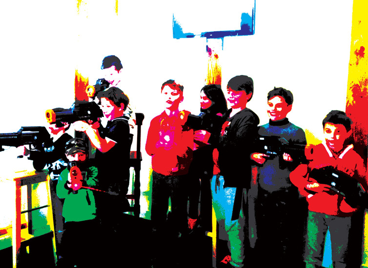 Laser game, anniversaires, EVG, EVJF, incentive, séminaires