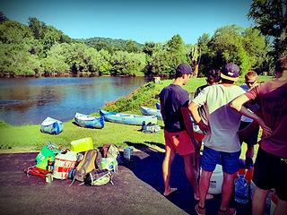 Séjour 3 jours en canoë sur la Dordogne