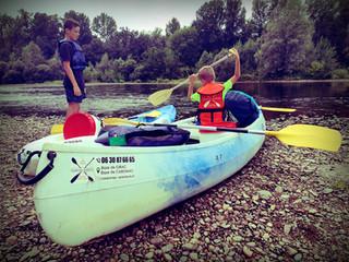 Séjour canoë 2 jours sur la Dordogne