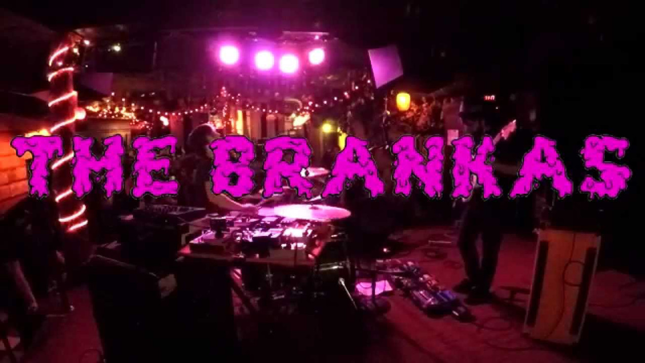 "The Brankas ""Sleeep Scared"" Live @ Bottom of the Hill"