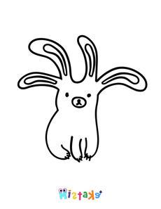 4 Ear Bunny
