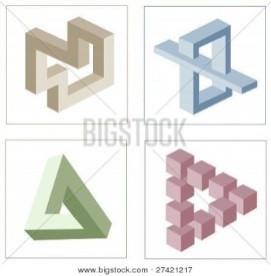 צורות גיאומטריות בלתי אפשריות