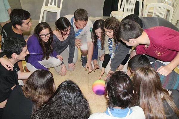 פיתוח מדריכים מכבי צעיר