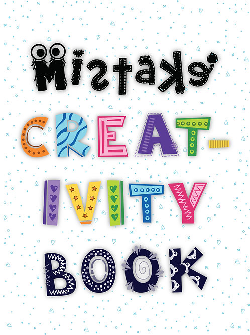 DIGITAL Mistake Creativity Book