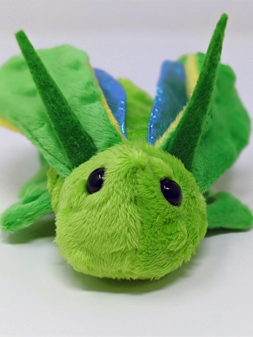 Saak the grasshopper