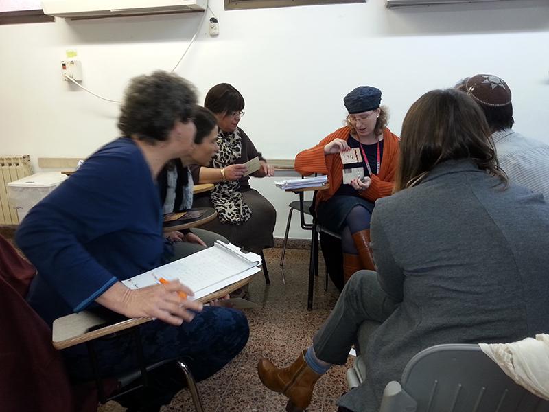 מפגש פיתוח מנחי קבוצות