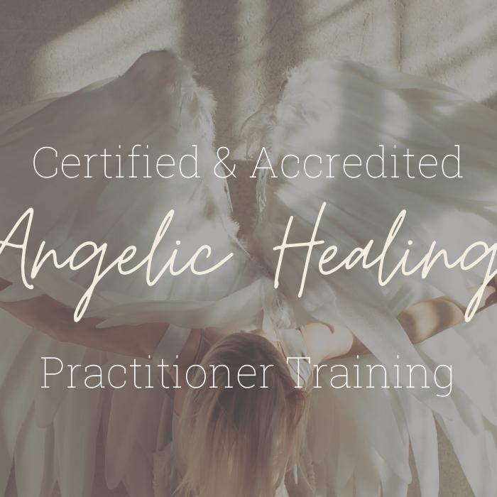 Certified Angelic Healing Practitioner Online Training