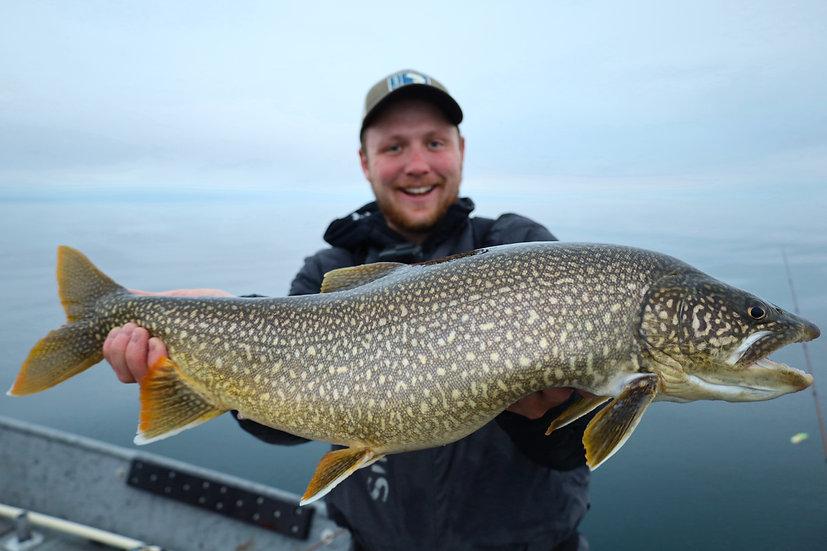 Lake Trout/Cisco Jigging - 6 HOURS