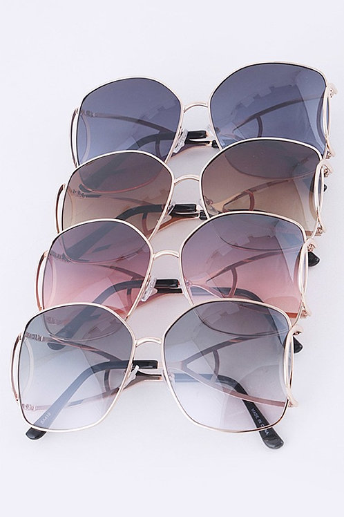 All Eyes On Me Sunglasses