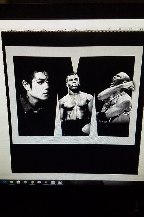 Jackson, Tyson, Jordan