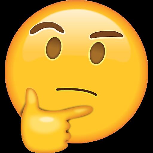 Hummm Emoji