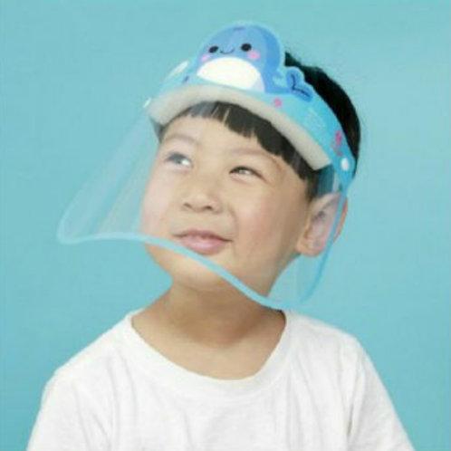 Kids Animal Face Shield