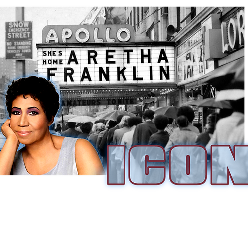 Aretha Franklin-ICON