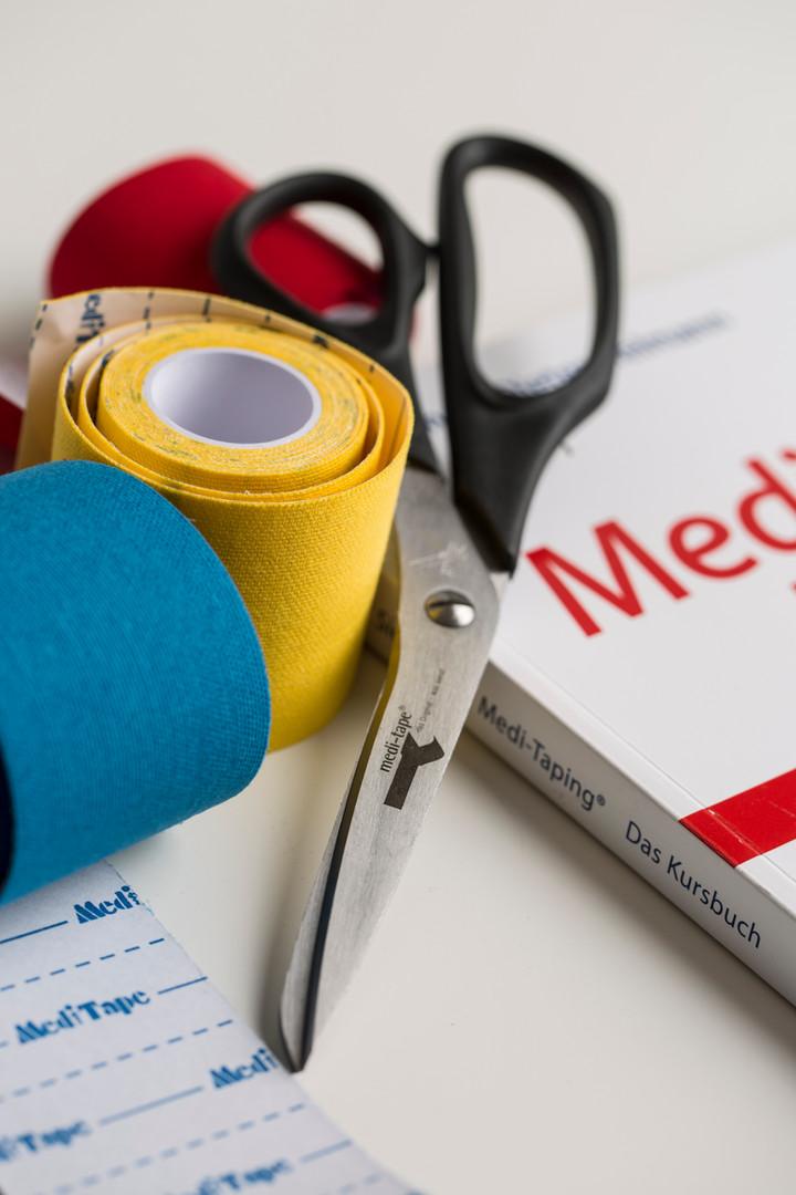 Rettung durch die Medi-Taping Methode!