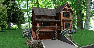 Custom and Pre-Fabricated Timber Frame Homes