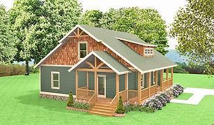 Custom and Pre-Fabricated Timber Frame Homes