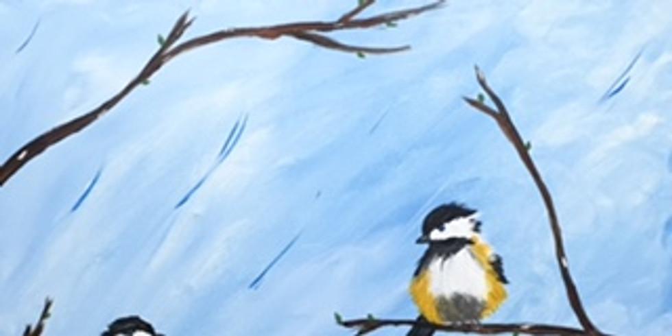 Chickadees (mini)