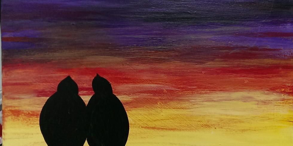 TBT Mini - Lovebirds
