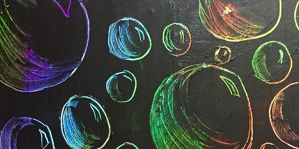 Scrape Away Bubbles