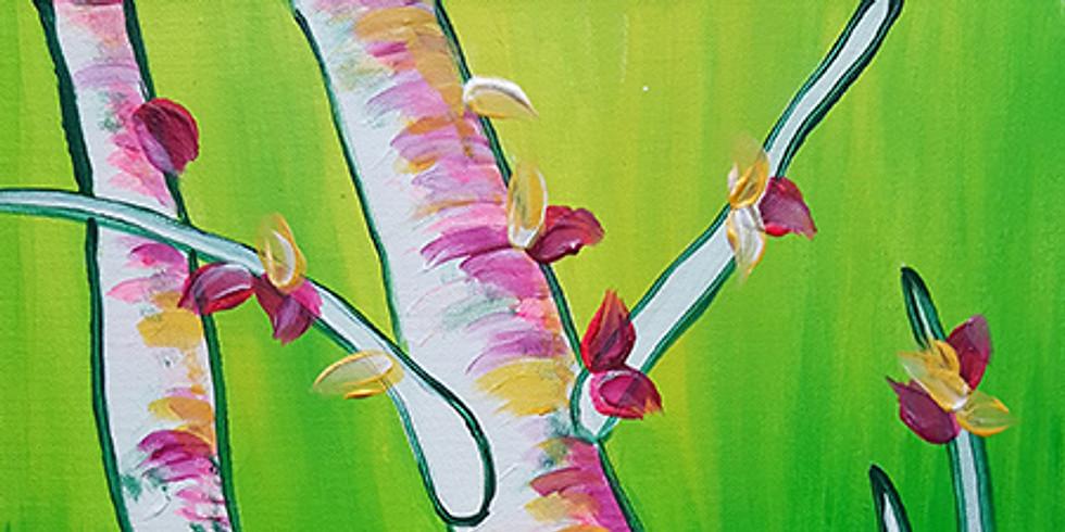 Last Chance! Birch Inspiration - Spring
