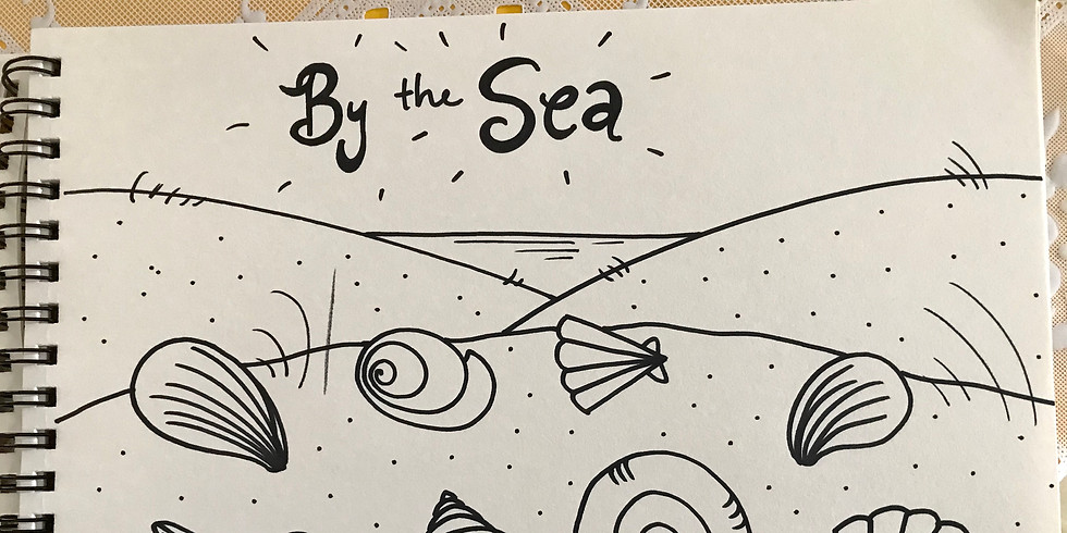 Mini Doodle By the Sea with Mariah