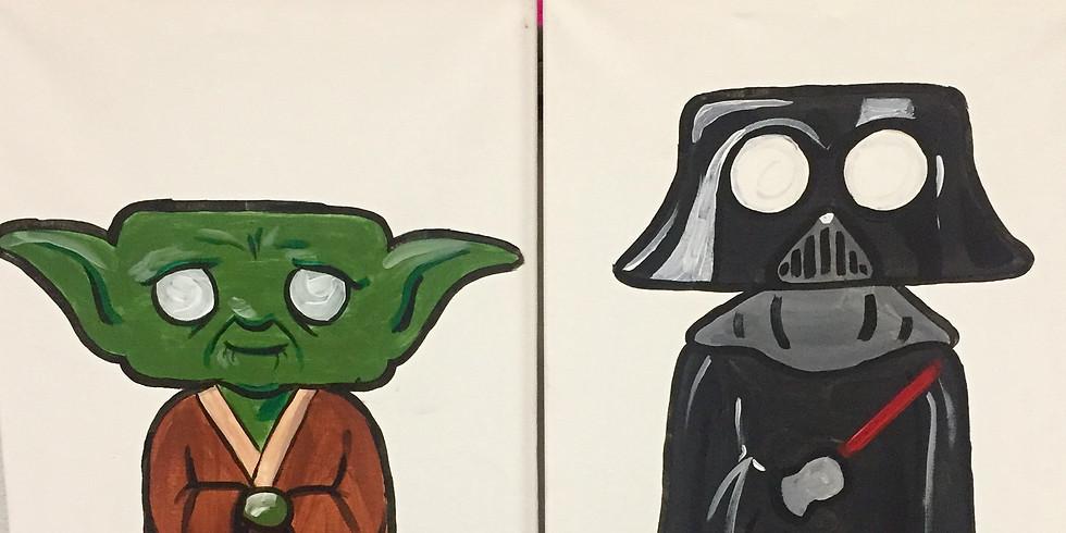 Feel the Force Partner Paint