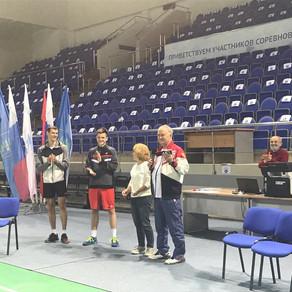 Областные соревнования в Раменском стартовали
