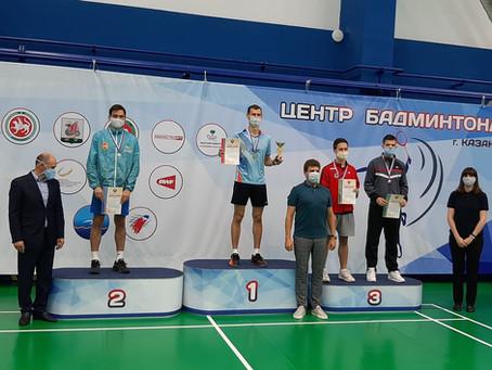 Сборная Московской области успешно выступила на Кубке России