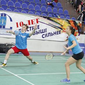 Более 300 спортсменов приняли участие во Всероссийском турнире  «Новогодний волан» в Раменском