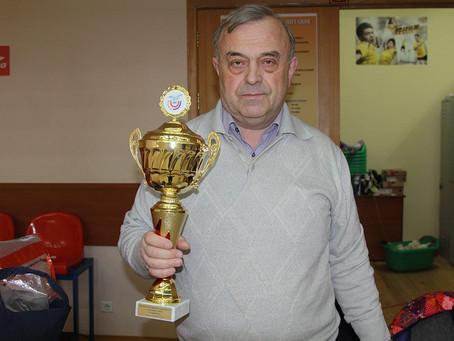 С Юбилеем, Брусованкин Владимир Сергеевич!